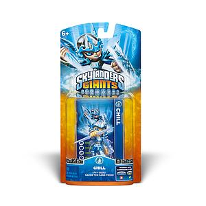 "Skylanders Giants 3"" Character Pack Chill"
