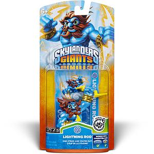 "Skylanders Giants 3"" Character Pack Lightning Rod"