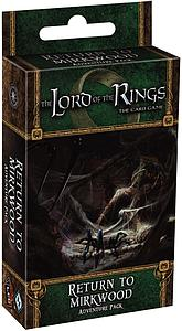 The Lord of the Rings: The Card Game - Return to Mirkwood