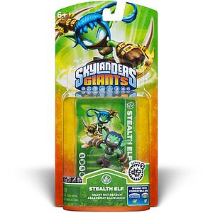 "Skylanders Giants 3"" Character Pack Stealth Elf"