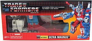 "Transformers G1 6"" Commemorative Series 1: Ultra Magnus"