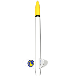 Estes Astron Sprint XL Flying Model Rocket Kit  (EST7224)