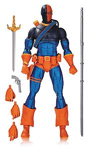 DC Comics Icons: Deathstroke