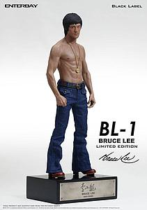 Enterbay Bruce Lee Black Label BL-1 Statue