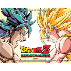 Dragon Ball Z Vengeance Trading Card Game Booster Box