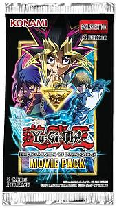 Yugioh Trading Card Game: Dark Side of Dimensions Booster Pack