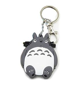 My Neighbor Totoro Keychain Totoro Sitting