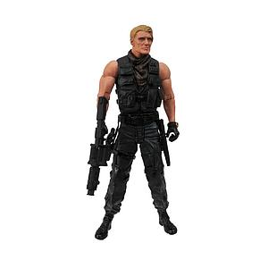 The Expendables 2 Series 1 - Gunner Jensen