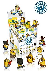 Mystery Minis Blind Box: Minions (1 Pack)