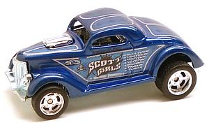 Hot Wheels Wayne's Garage Cars Die-Cast: Neet Streeter