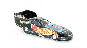 Hot Wheels 100% Hot Wheels Cars Die-Cast: Pontiac Funny Car (Black)