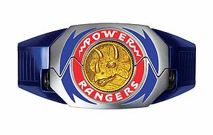 Mighty Morphin Power Rangers Legacy Power Morpher: Blue Ranger Edition