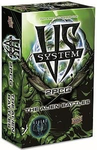 Vs. Systems 2PCG: The Alien Battles