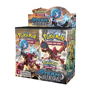 Pokemon Trading Card Game: XY11 Steam Siege Booster Box (36 Packs)