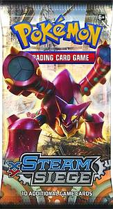 Pokemon Trading Card Game: XY11 Steam Siege Booster Pack