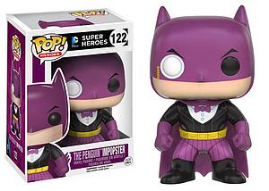Pop! Heroes DC Impopster Vinyl Figure Batman as The Penguin #122