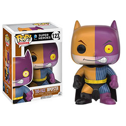 Pop! Heroes DC Imposter Vinyl Figure Batman as Two-Face #123