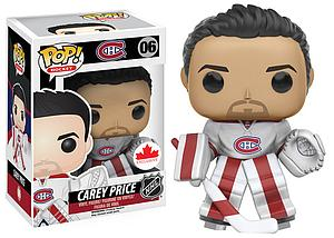 Pop! Hockey NHL Vinyl Figure Carey Price (Montreal Canadiens) #06 (Away Jersey Canadian Exclusive)