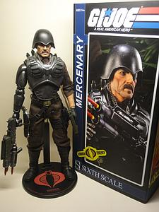 Sideshow G.I Joe 1/6 Scale Figure: Major Bludd