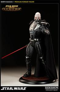 "Sideshow Star Wars 20"" Premium Format Figure: Darth Malgus"