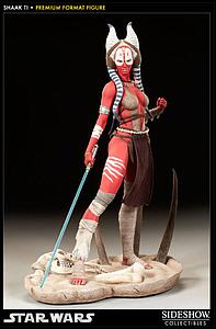 "Sideshow Star Wars 19"" Premium Format Figure: Shaak Ti"