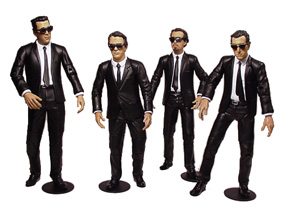 Reservoir Dogs (2012) Set of 4