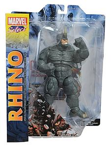 "Marvel Select 8"": Rhino"