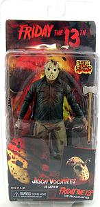 Friday the 13th Part 4 The Final Chapter 6 Inch: Jason Voorhees (Battle Damaged)