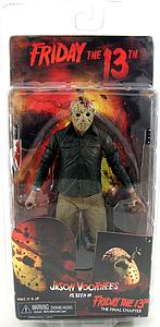 Friday the 13th Part 4 The Final Chapter 6 Inch: Jason Voorhees