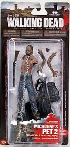 "The Walking Dead 5"" TV Series 3 - Michonne's Pet Zombie 2 (Straight)"