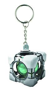 Portal Keychain - Refracting Box