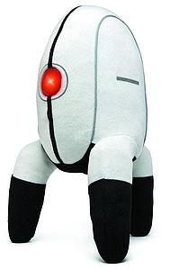 Portal Plush - Turret with Sound