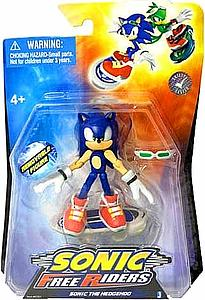 Sonic Free Riders: Sonic the Hedgehog