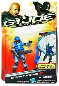 "G.I. Joe Retaliation 3 3/4"" Wave 1: Cobra Trooper"