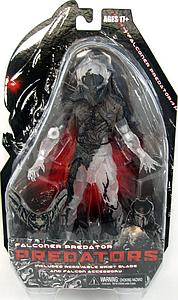 "Predators 7"" Series 7: Camo Cloaked Falconer Predator"