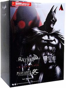 "Play Arts KAI Batman Arkham City Kai 8"" Series 1: Batman"