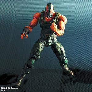 Square Enix The Dark Knight Rises Play Arts Kai: Bane