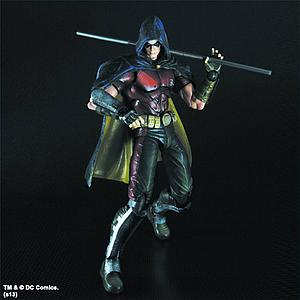 Square Enix Batman Arkham City Play Arts Kai: Robin