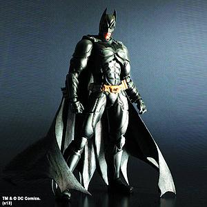 Square Enix The Dark Knight Rises Play Arts Kai: Batman