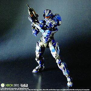 Square Enix Halo 4 Play Arts Kai: Spartan Warrior