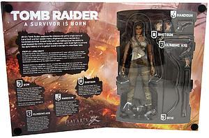 Square Enix Tomb Raider Play Arts Kai: Lara Croft