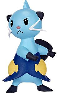 Pokemon Black White Series 3 Basic Figure: Dewott