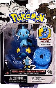 Pokemon Black White Series 3 Attack Figure: Dewott