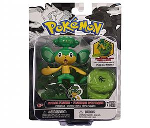 Pokemon Black White Series 2 Attack Figure: Pansage