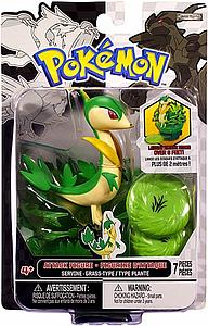 Pokemon Black White Series 2 Attack Figure: Servine