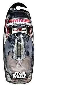 Star Wars Titanium Series Mini Diecast Vehicles: AT-OT