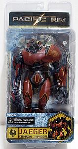 "Pacific Rim 7"" Series 1: Crimson Typhoon"