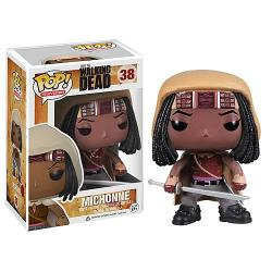 Pop! Television The Walking Dead Vinyl Figure Michonne #38 (Vaulted)
