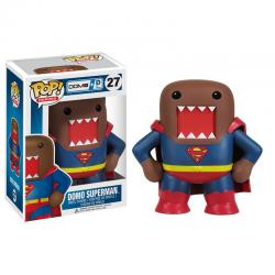 Pop! Heroes DC Vinyl Figure Domo Superman #27 (Vaulted)