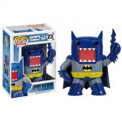 Pop! Heroes DC Vinyl Figure Domo Batman (Blue) #23 (Vaulted)